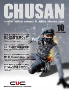 CHUSAN 10 2020-21AW COLLECTION