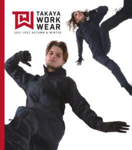 TAKAYA WORK WEAR 2021-2022 AUTUMN & WINTER